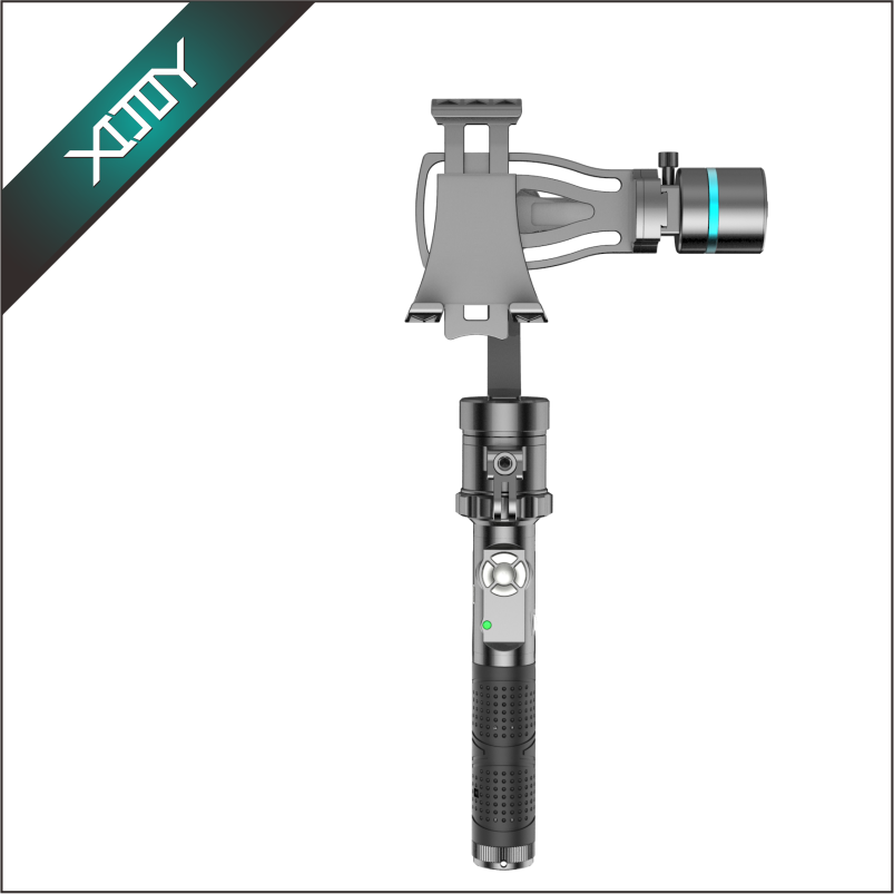 High Quality aluminium Stabilizer Brushless Handle Steadycam Handheld 3-Axis Gimbal SG3D