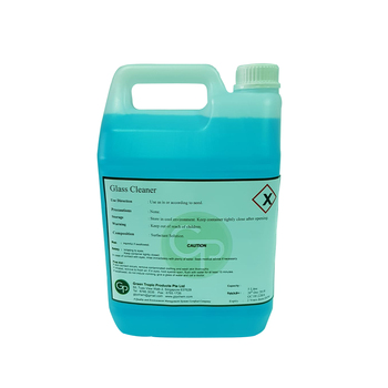 Glass Cleaner Liquid Glass Cleaning Chemicals