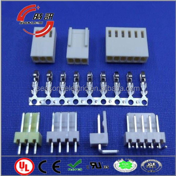 waterproof automotive 7-pin 2.54mm pitch molex connector