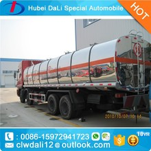 Dongfeng 8x4 Oil Transportation Tanker Truck/Diesel Fuel Storage Tank/Fuel Delivery Trucks, Mobile Gas Tank truck for sale