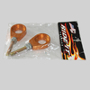 DIRT PIT BIKE GOLDEN 15MM ALUMINUM CHAIN ADJUSTER