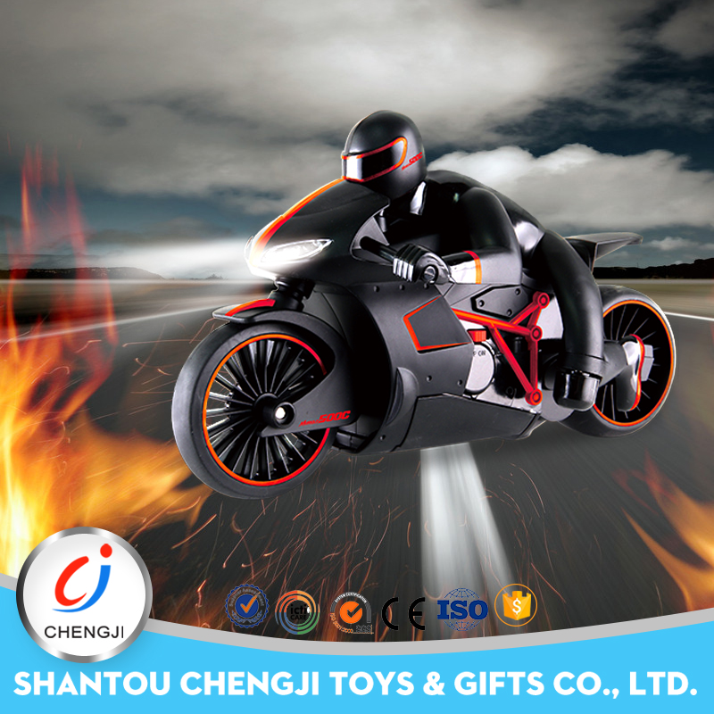 New style 2.4g gas powered rc nitro motorcycle model car for kids