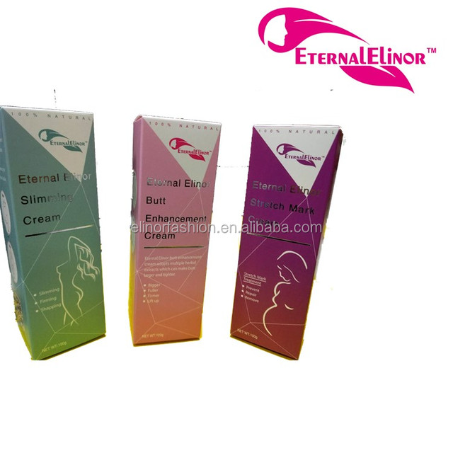 Private label 100% herbal cosmetic wholesale stretch mark removal cream