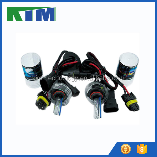 Car accessories single bulb hid xenon beam 9005 with 12V 35W 55W