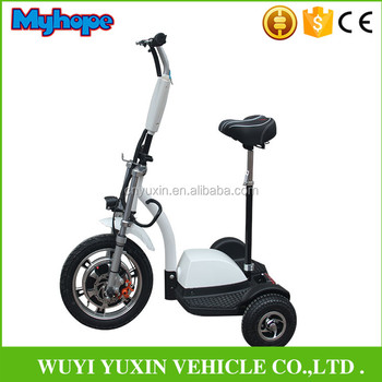 2017NEW 750W48V three wheel electric scooter/Mobility Electric Scooter with CE/Rohs YXEB-712