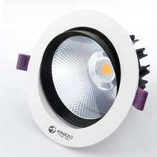 New promotion 9W 720 lumen led ceiling spot light design