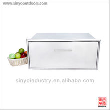 kitchen cabinet metal drawers