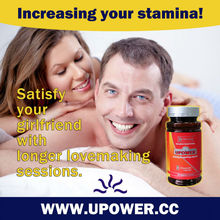 Upower - High quality Natural herb Female sex capsules