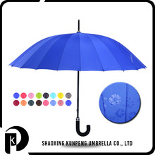 high quality latest dress designs straight umbrella promotional auto open straight umbrella