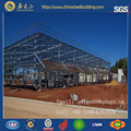 H Steel Prefabricated Steel Building Sheds/ Factory Suppy Industrial Factory Hall