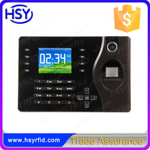 Free SDK Fingerprint Employee time attendance clock machine