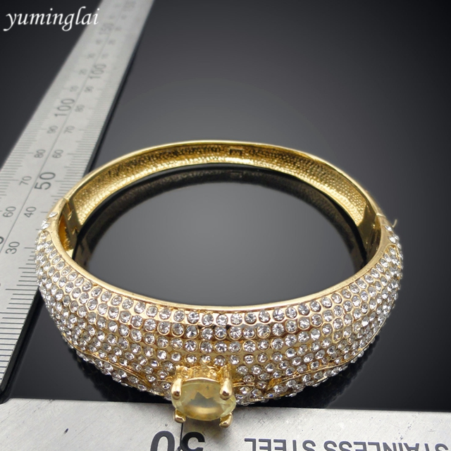 Latest Design Fashion Bangle European and American punk style Fashion Jewelry Bracelet GHK951