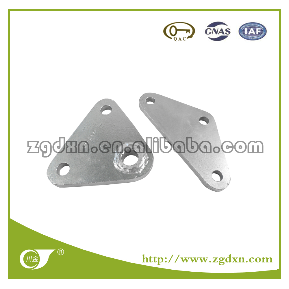 2017 High Quality L Type Hot-dip Galvanized Steel Yoke Plate