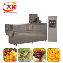 High quality corn snack food extrusion machine