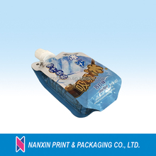 aluminum foil material beverage packaging for pudding
