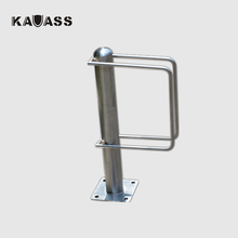 Hot Sale 304 Stainless Steel Bike Bollard/Bike Racks