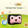 GPS Positioning Smart Pedometer Bluetooth 4.0 Fashion Pet GPS Tracker Applied with Cellphone on the Free Online APP