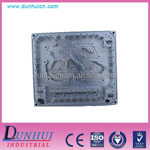 Factory Supply High Precision cast iron ingot mould