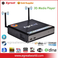 Egreat R200S Pro video media recorder 3D HDD video media recorder