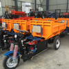 motorcycle truck 3-wheel tricycle and tricycle motorcycle for mining/cleaning/building transport
