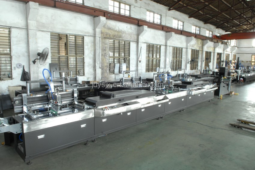 Flexo Printing Machine Price / 3 Colors Small Label Flexography Printing Machine for Nylon Taffeta Care Labels JR-1521