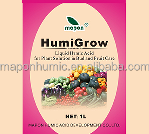 Liquid Organic Humic Acid fertilizers with high Phosphorus and Potassium