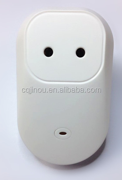 Wireless Smart Socket/Plug/Outlet Bluetooth BLE4.0 with US/UK/EU/CN