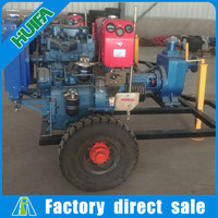 Deep Well Diesel Water Pump Set For Irrigation Recommend