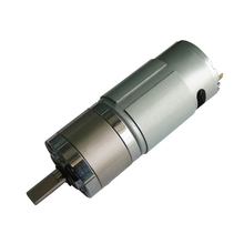 60rpm 10Nm high torque dc gear motor 45mm