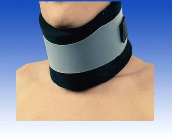 Foam Cervical Collar With Rigid Support
