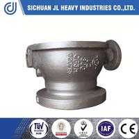 High Quality Steel Ball Valve Body
