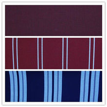 High quality 100% solution dyed poly acrylic fabrics caravan awning fabric