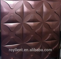 Beautiful Wallpapers panel 3d made in China wall 3d panel