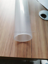 White transparent color farming cheap pvc pipe with FDA Compliance