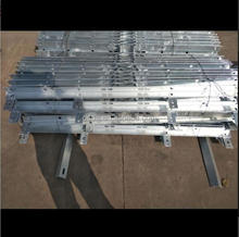 fuse cross armangle galvanized steel cross arm