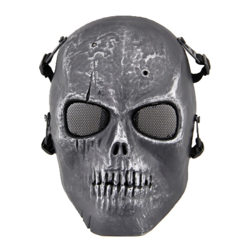 Skull Ugly Face Halloween Ghost Masks