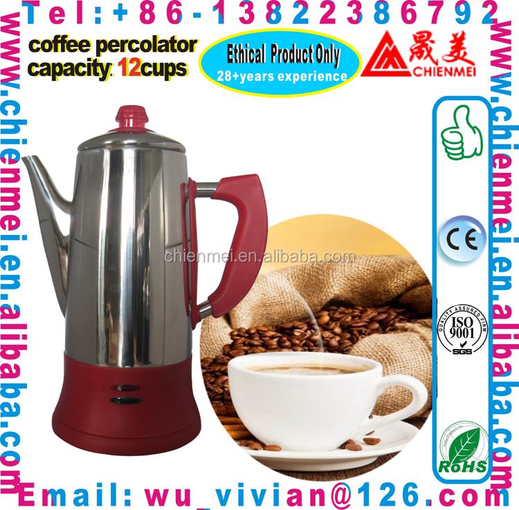 Coffee camping stove