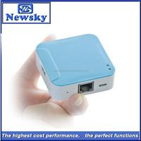portable wireless 3g openvpn router with rj45 port