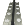 rubber infill aluminum tile expansion joints for floor