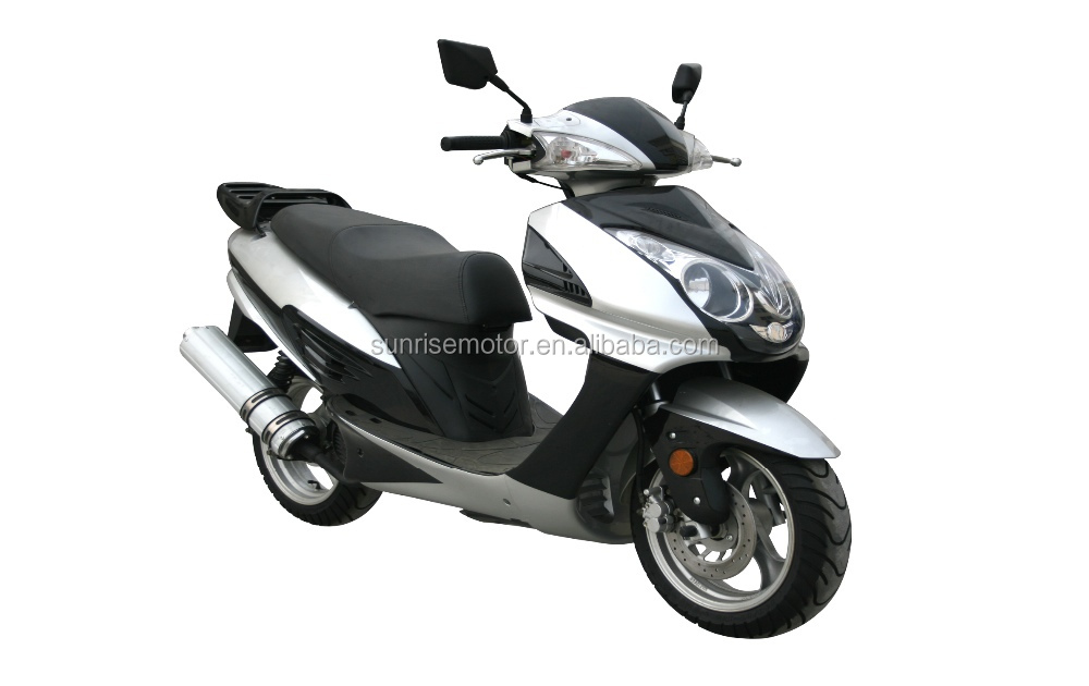 New design Gasoline Scooters, mopeds, bike HUNT EAGLE-5 50cc, 125cc, 150cc