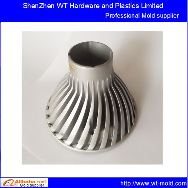 Custom Made Aluminum Die Casting And Zinc Die Casting