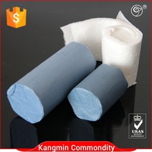 Medical absorbent cotton wool roll for hospital use