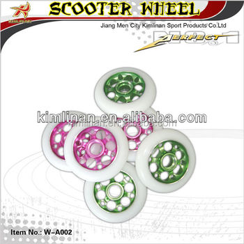 Metal core scooter wheel,scooter wheel,stunt scooter wheel