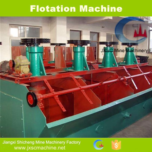 Calcium fluoride flotation beneficiation machinery