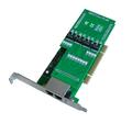 4 ports SinoV-TE430P can be used as T1 card or E1 card can be used in PBX and IVR services