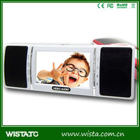 Digital Mp4 Video PlayerTouch Screen mp4 with E-Book Reading