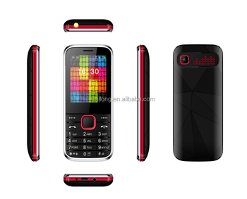 2017 new customized 2.4inch dual sim feature phone