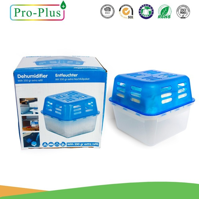 Google Calcium Chloride Beads Air moisture Absorber Refillable Dehumidifier Box