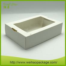 Custom Printed Disposable Food Grade Paper Box