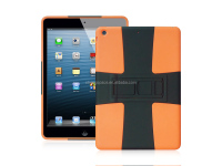 tough TPU+PC case for ipad air